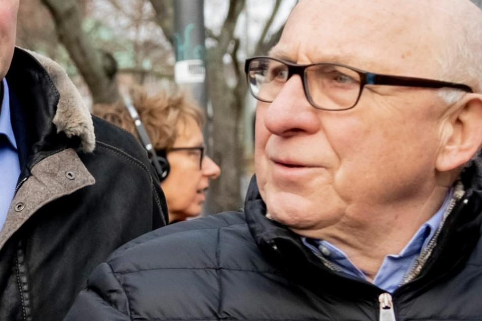 Berlin: Indymedia verbreitet falsche Todesnachricht: CDU-Politiker Kurt Wansner lebt!