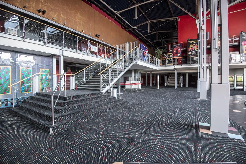 Das Chemnitzer CineStar öffnet am Donnerstag wieder.