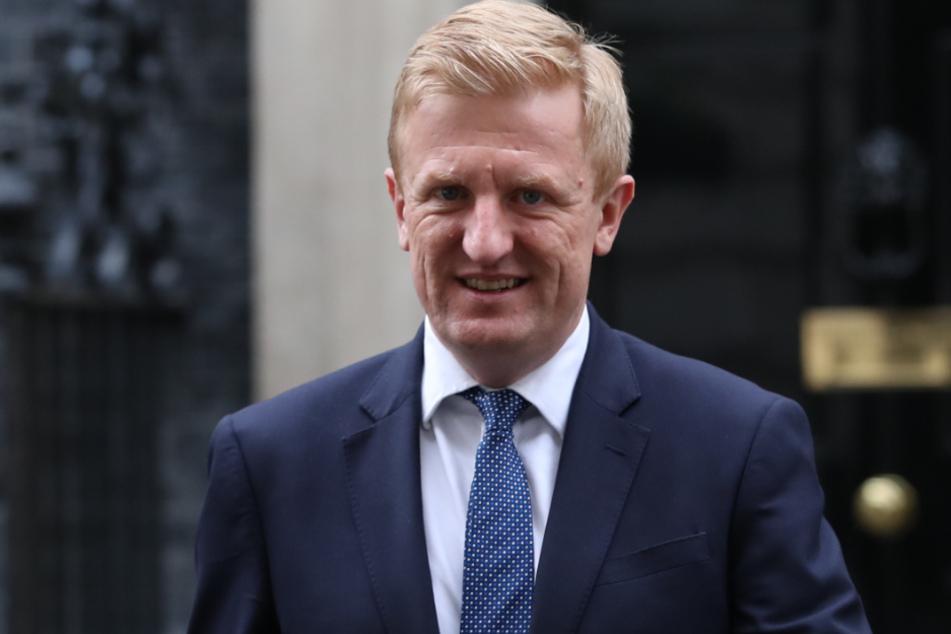 Der britische Minister für Sport und Kultur, Oliver Dowden (41).