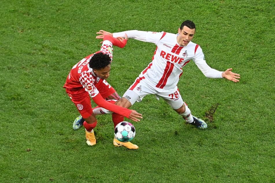 Beim 1. FC Köln entwickelte sich Skhiri seit 2019 zum starken Athleten im Mittelfeld.