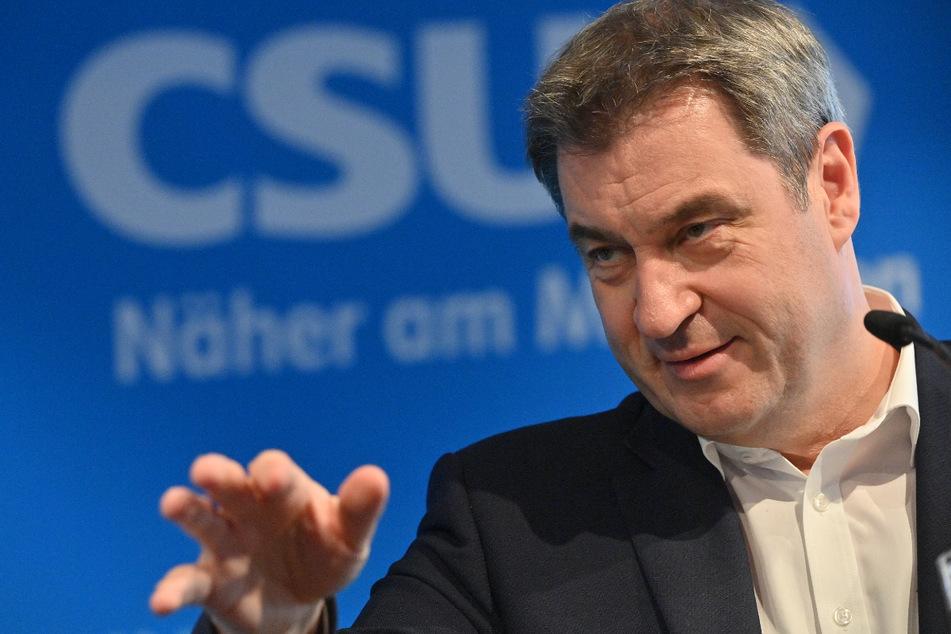 Ansturm auf Online-Mitgliedschaft? CSU zählt nach Söder-Niederlage Hunderte Anträge
