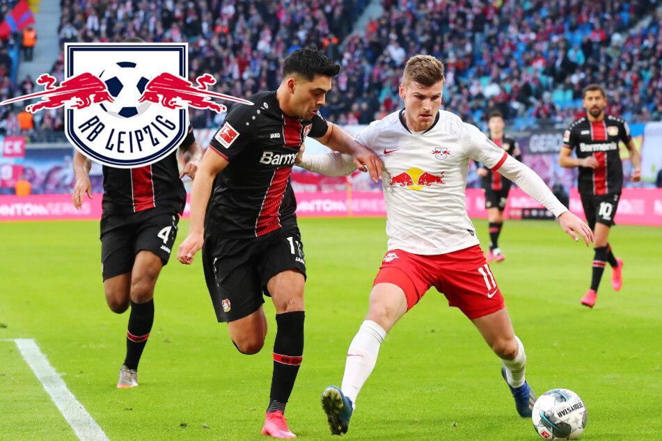 RB Leipzig bangt um Knipser Timo Werner