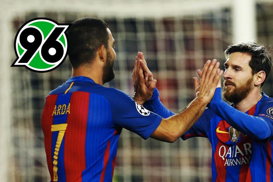 Hannover 96 vor Transfer-Kracher? Ex-Barca-Star auf der Liste!