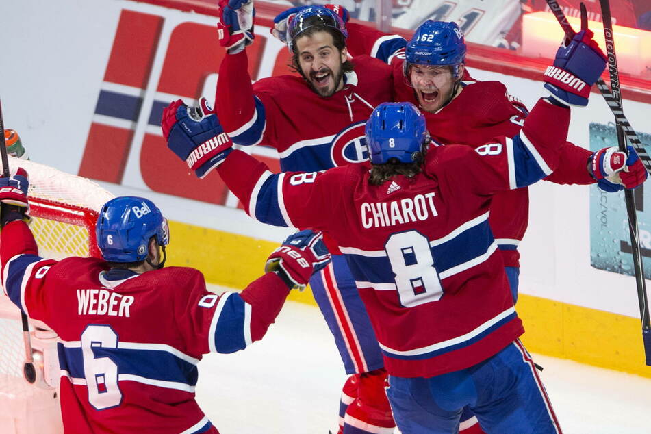 NHL Playoffs: The Canadiens upset the Knights in game six to advance to the Stanley Cup finals!