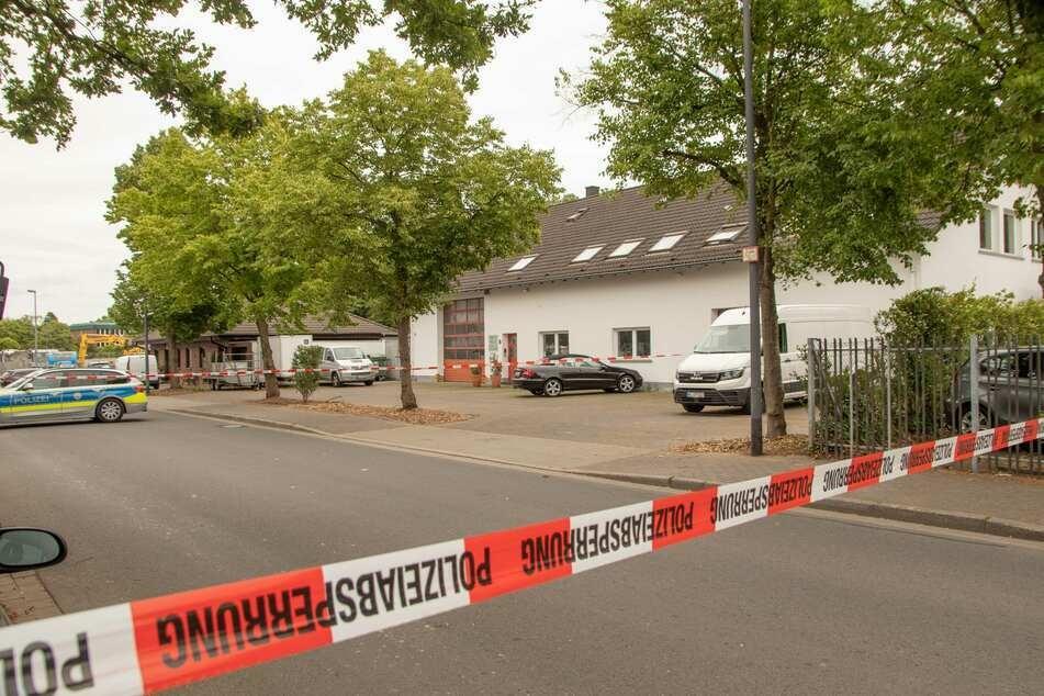 Im Mai wurde ein 43-jähriger Kölner in einem Industriegebiet in Dormagen-Horrem angeschossen. (Archivfoto)