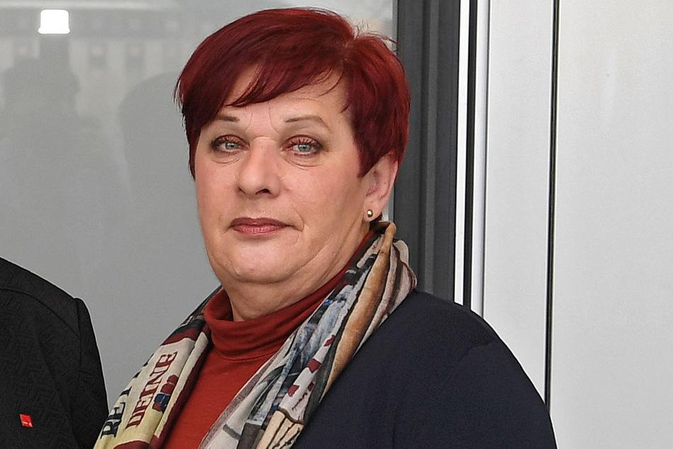 Sachsens GEW-Chefin Uschi Kruse.