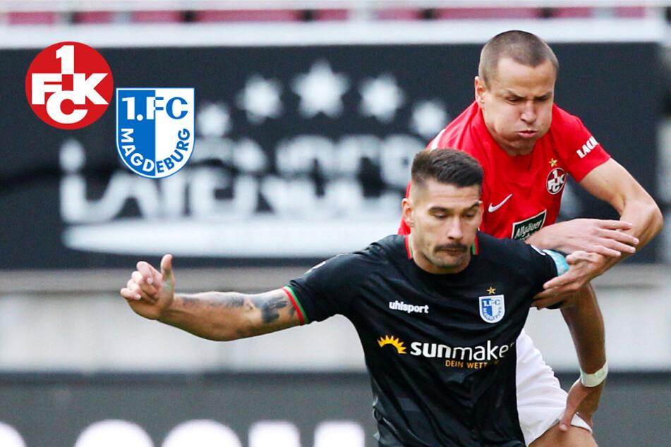 Magdeburg rettet sich im Abstiegskracher in Kaiserslautern mit Traumtor einen Punkt!