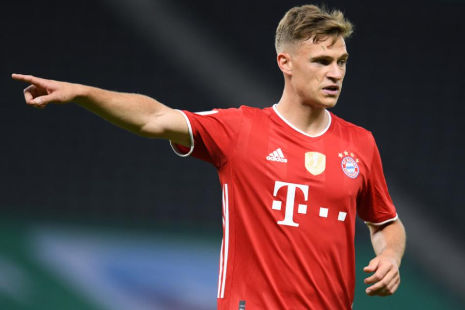 Joshua Kimmich (26) steigt beim FC Bayern offenbar zu den Topverdienern auf.