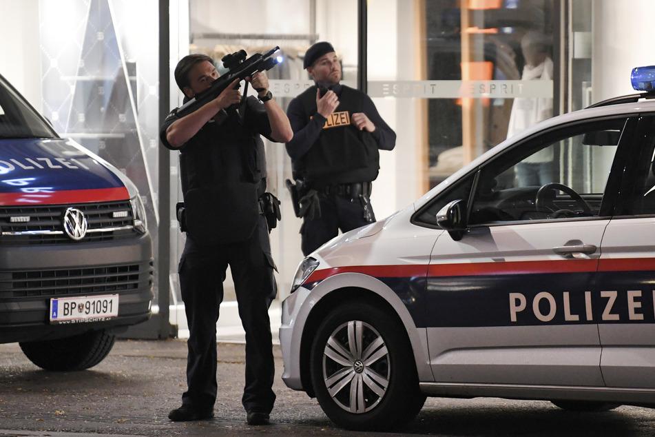Die Polizei konnte einen Täter erschießen.