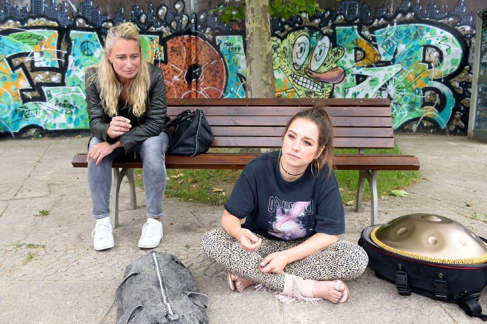 Um ihre Familie zu unterstützen, ist Tanja nach Berlin zurückgekehrt.