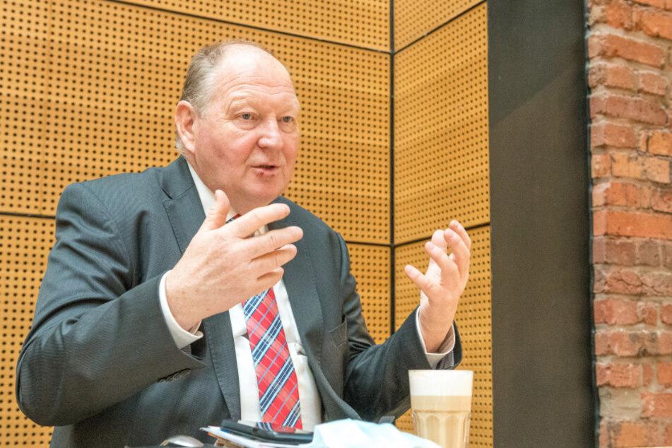 Klaus Brähmig ist nicht mehr Mitglied der CDU.