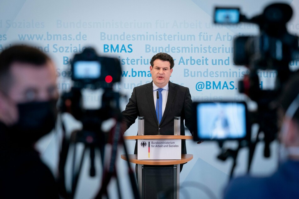 Bundesarbeitsminister Hubertus Heil (47, SPD). (Archivbild)