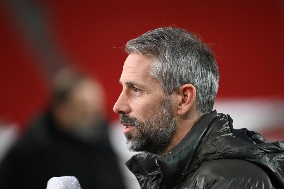 Marco Rose (44) ist aktuell (noch) Trainer von Borussia Mönchengladbach. Wird er im Sommer der neue BVB-Coach.