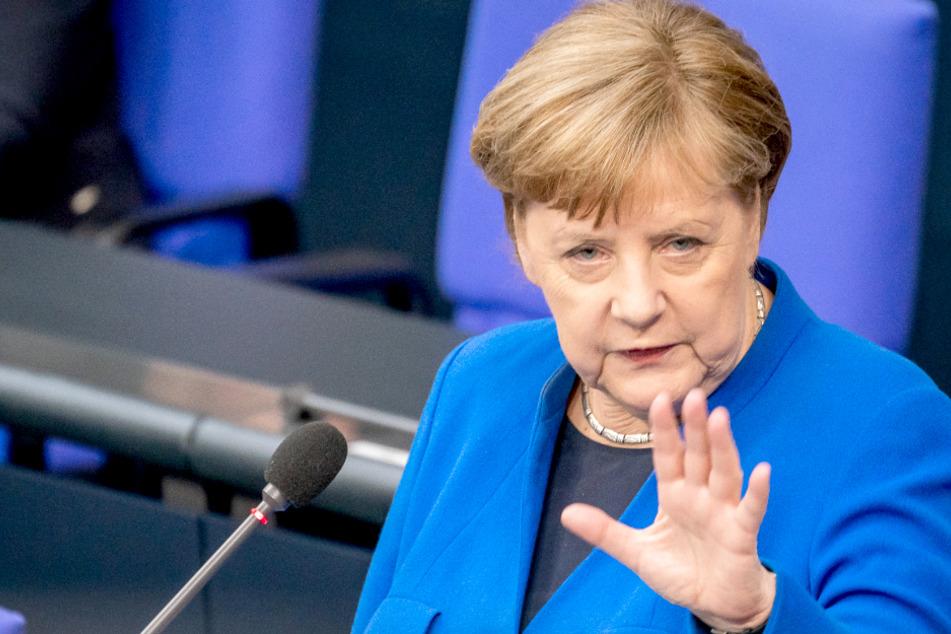 Merkel spricht mit Ost-Regierungschefs über Corona-Beschränkungen