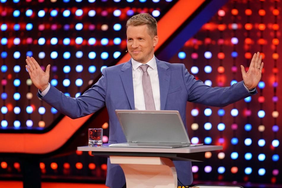"""Auch in anderen RTL-Shows ist Oliver Pocher (43) zu sehen, zuletzt etwa bei """"5 gegen Jauch""""."""
