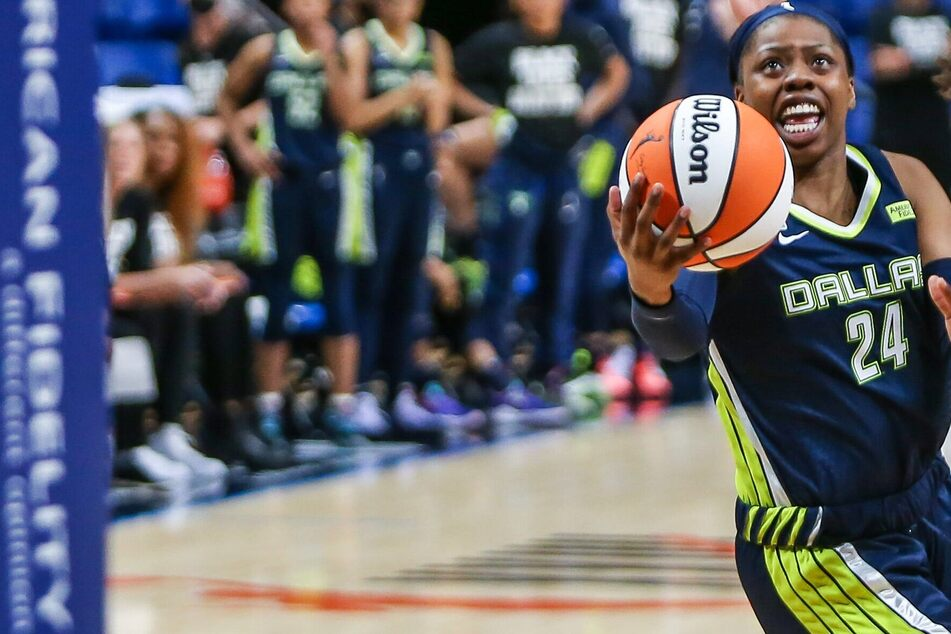 Team WNBA takes the All-Star Game against the Tokyo-bound US women's squad