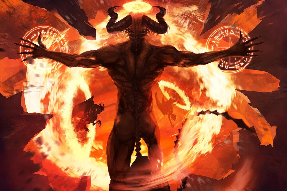 Wer zu oft neidisch ist, kommt der Bibel zufolge in die Hölle.