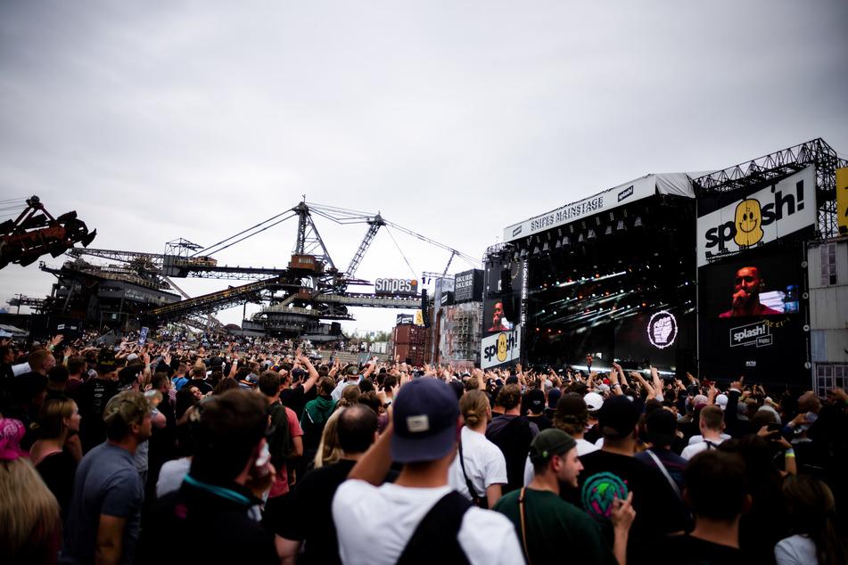 """Dss Gelände ist unter anderem bekannt für die Festivals """"Melt!"""", """"Splash"""" und """"Full Force"""", die in diesem Jahr jedoch ausfallen mussten."""