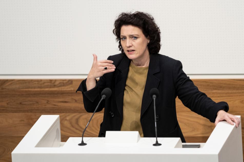Niedersachsens Ministerin für Gesundheit und Soziales, Carola Reimann (55, SPD).
