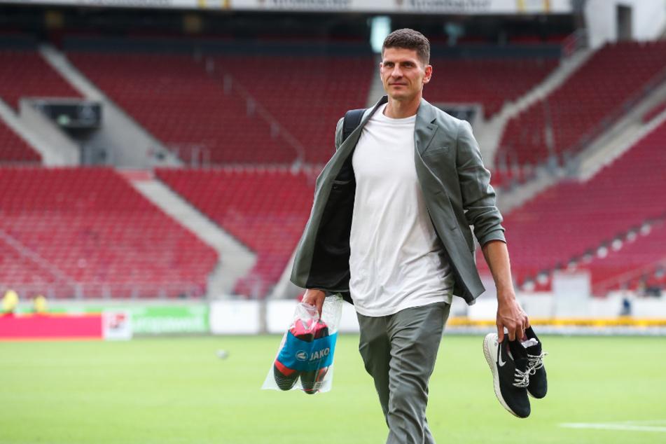 Hat die Kickschuhe an den Nagel gehängt: Mario Gomez (35).