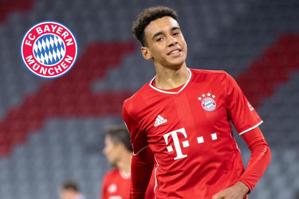 Ausnahmetalent Jamal Musiala: Verlängert er beim FC Bayern bis 2025?