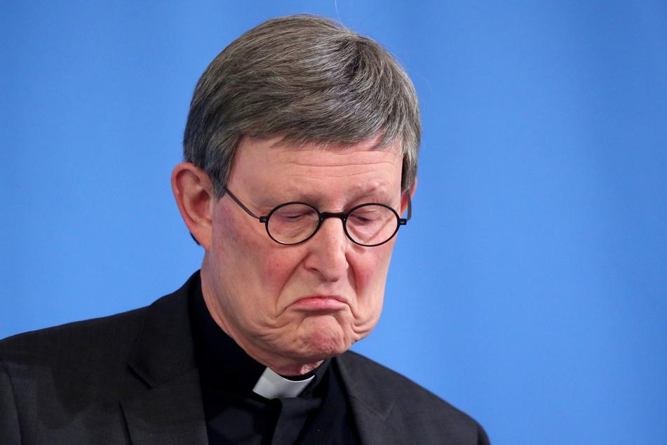 Der Kölner Kardinal Rainer Maria Woelki (64) steht seit Monaten massiv in der Kritik.