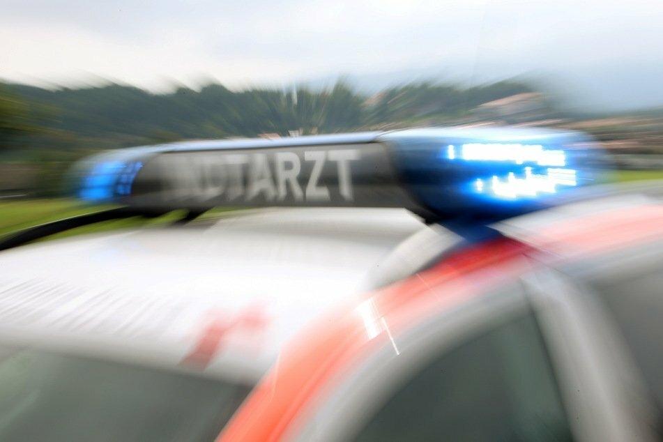 19-Jährige kracht in Gegenverkehr: Zwei Schwerverletzte bei Crash im Erzgebirge