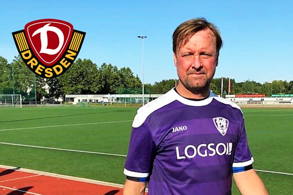 Ex-Dynamo und früherer CFC-Vorstand Stefan Bohne (46) ist immer noch am Ball