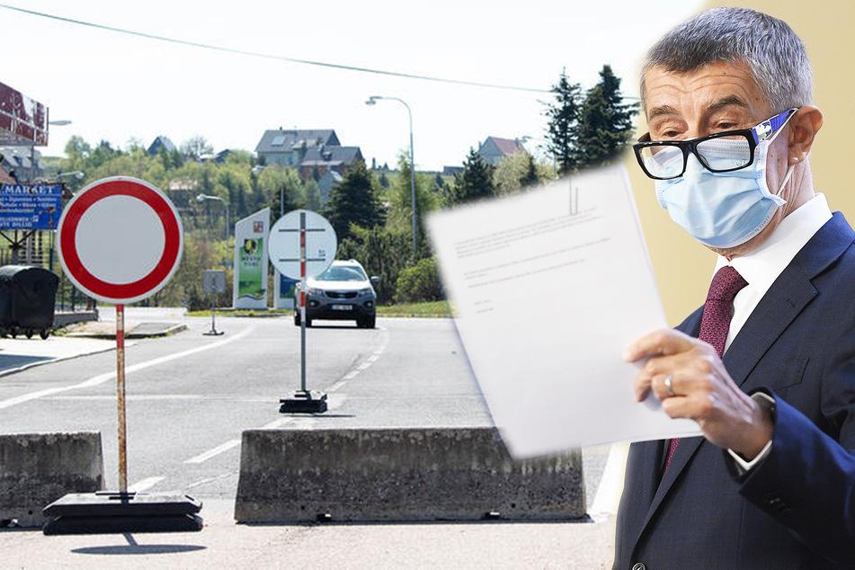 Schon diese Woche: Tschechien öffnet Grenze für Deutsche eher!