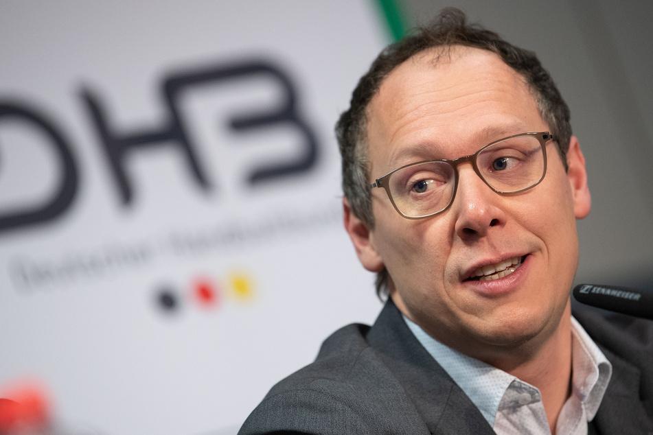 DHB-Vorstandschef Mark Schober. (Archivbild)