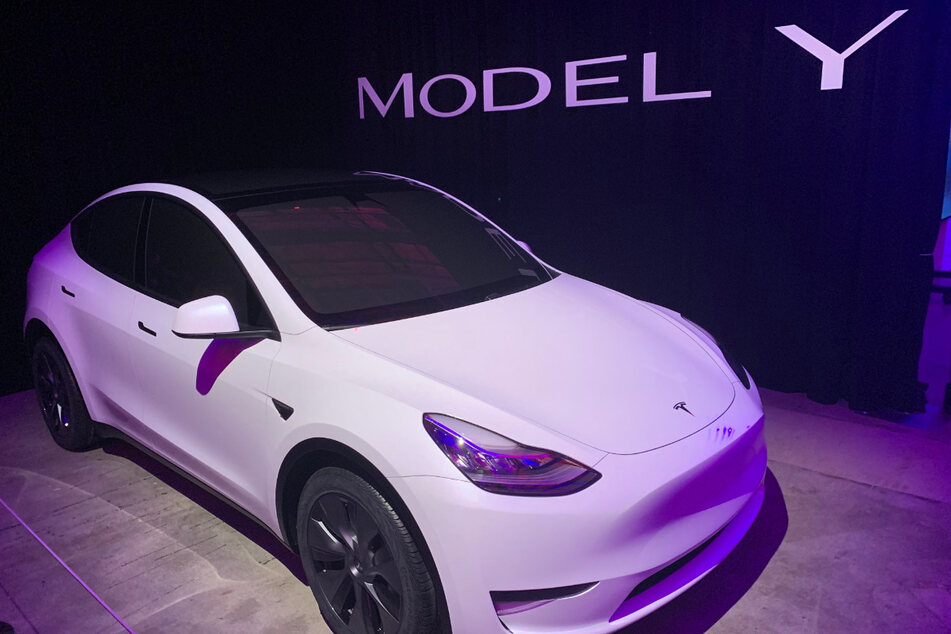 Kleiner SUV: Das Tesla Model Y ist das neueste Model des kalifornischen Elektroautoherstellers.
