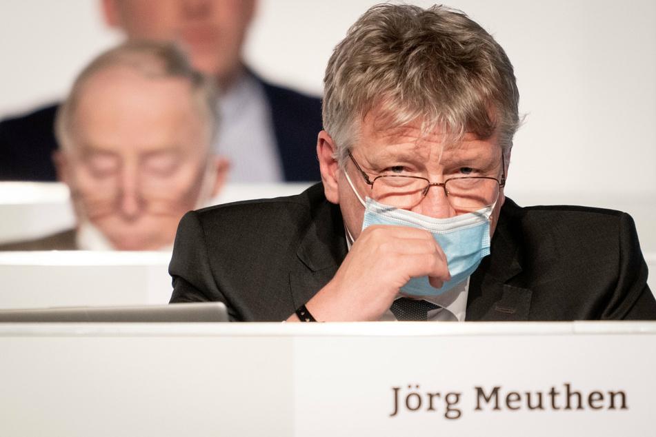Jörg Meuthen (60) sitzt für die AfD im Europaparlament.