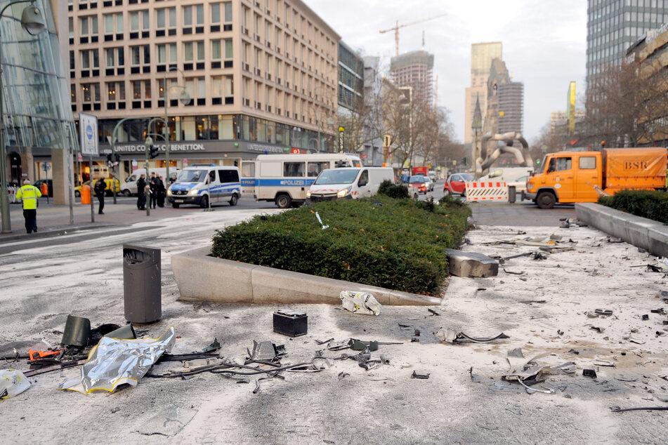 Mord-Urteil für Berliner Autoraser teilweise aufgehoben!