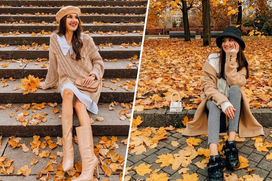 Auf Instagram versorgte Kristina Zhuravleva (28) täglich ihre fast 60.000 Follower mit Beiträgen.