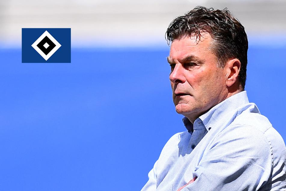 Entscheidung fix: Dieter Hecking nicht länger Trainer beim HSV