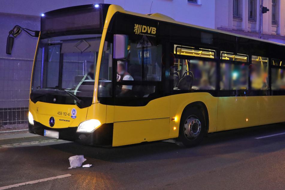 In dem Linienbus kam es zu Handgreiflichkeiten (Symbolbild).