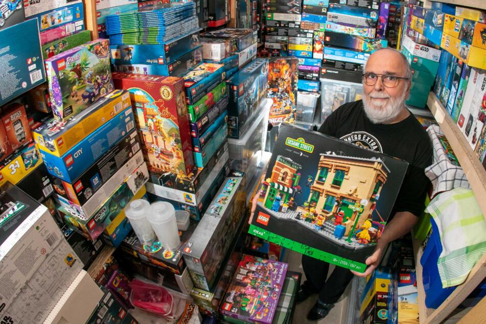 """Rentner aus Sachsen investiert in Lego-Sets: """"Besser als das Sparbuch!"""""""