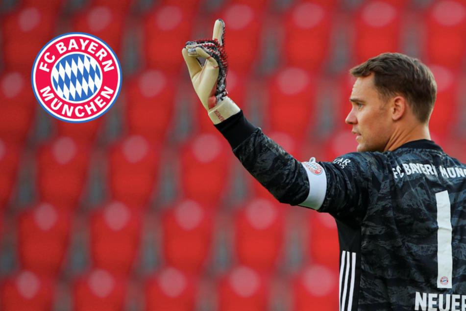 Neuer bleibt in München! Fußball-Nationaltorhüter verlängert beim FC Bayern