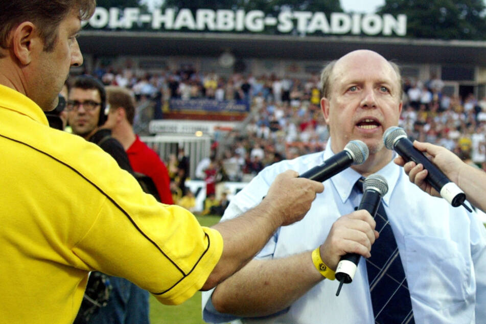 Das denkt Reiner Calmund wirklich über RB Leipzig und Dynamo Dresden!