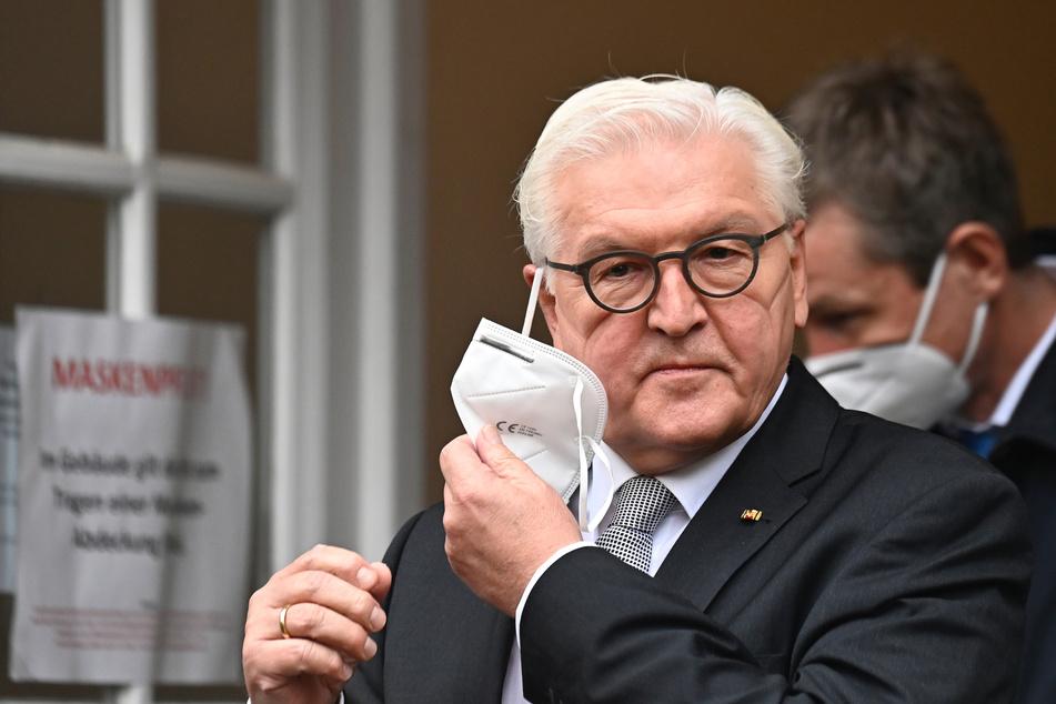 """Bundespräsident Frank-Walter Steinmeier sagt: """"Rücksichtslosigkeit ist kein Freiheitsrecht""""."""