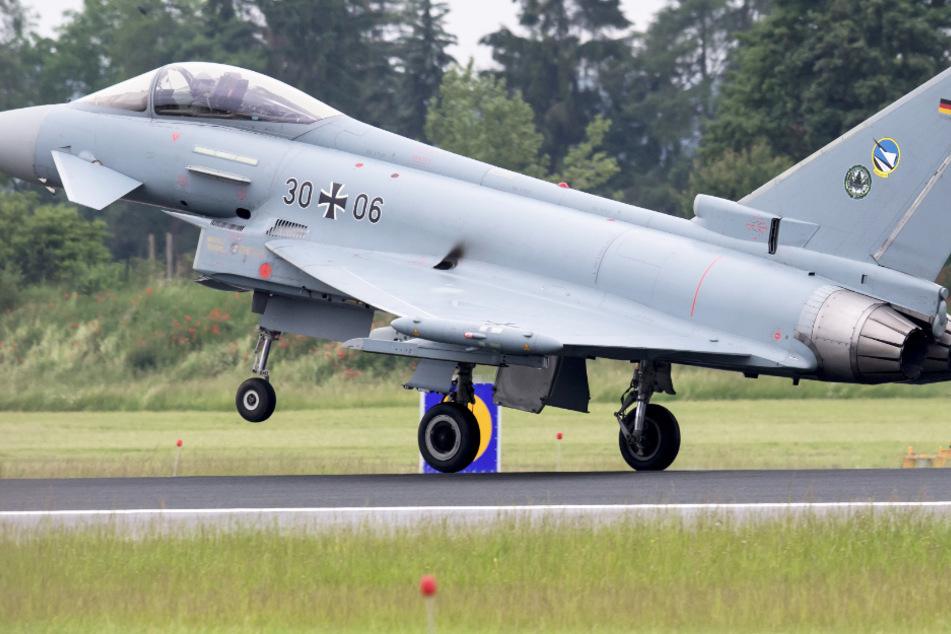 Eurofighter kommt auf dem Landweg: Dieser Transport sorgt für Aufsehen!