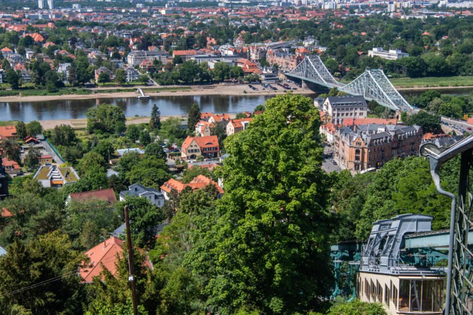 Malerisch liegt er da, der Dresdner Stadtteil Blasewitz am linken Ufer der Elbe. Seit frühester Kindheit hängt das Herz der Seniorin an dem historischen Villenviertel.