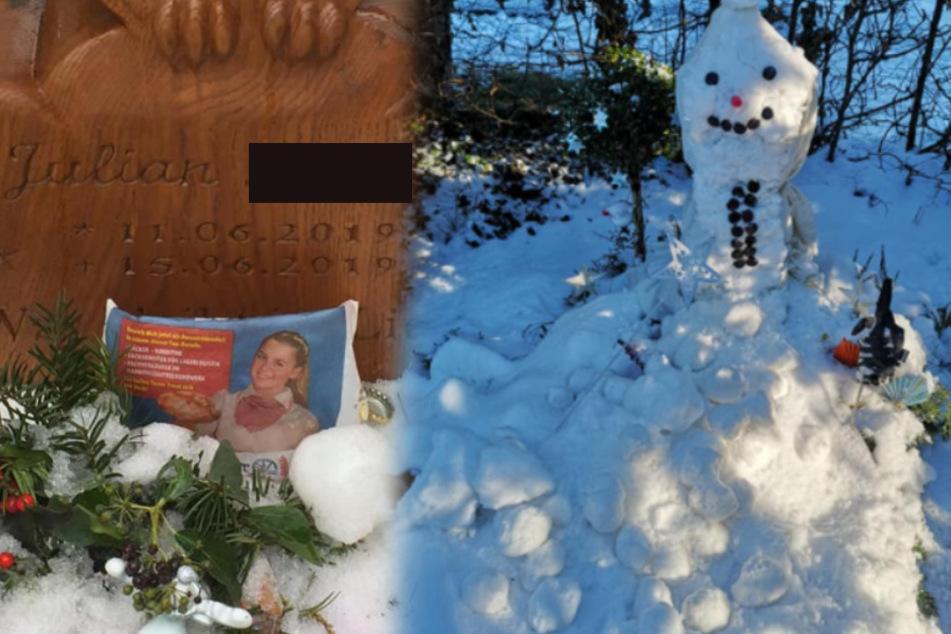 Dresden: Baby-Grab aufs Übelste geschändet: Fassungslose Eltern bitten um Mithilfe!