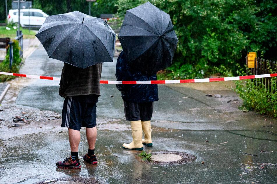 Das Wetter spielt vielen Menschen in Bayern derzeit übel mit.