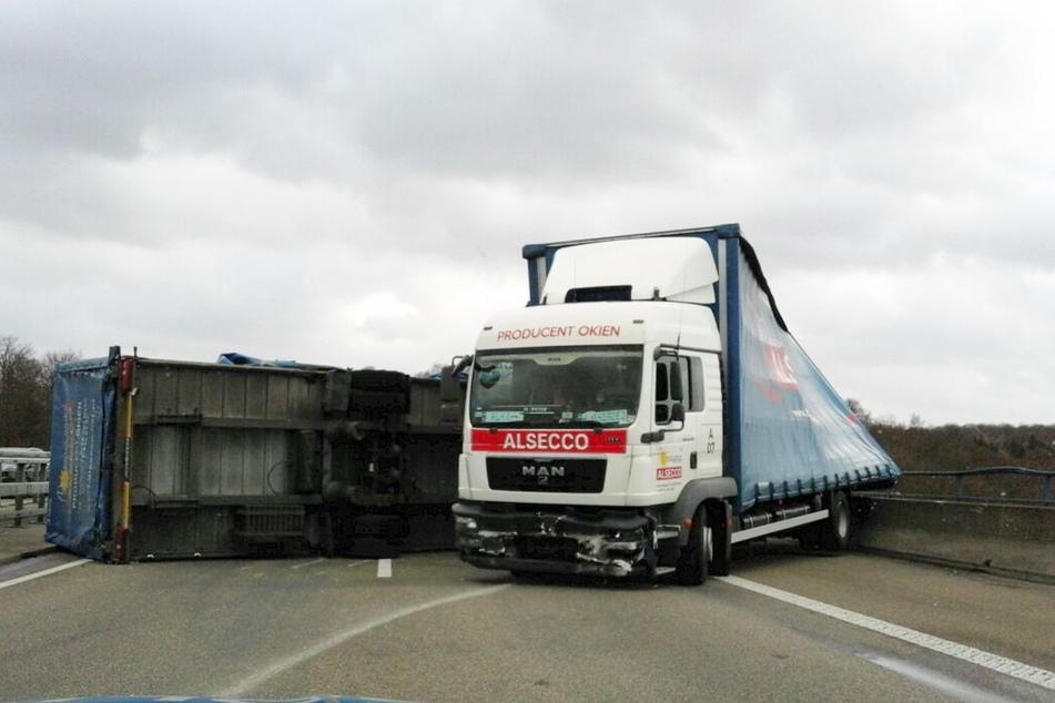 Unfälle auf der A44 sind nicht nur für Berufspendler eine Geduldsprobe. (Foto: Polizeipräsidium Nordhessen/dpa)