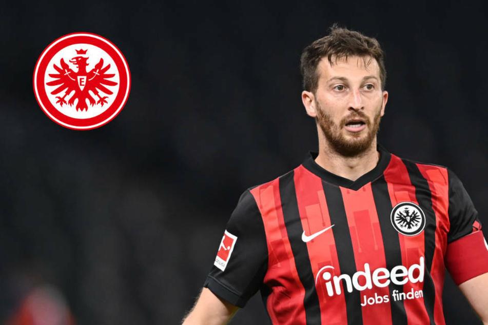 Adios Capitano! David Abraham beendet Karriere bei Eintracht Frankfurt