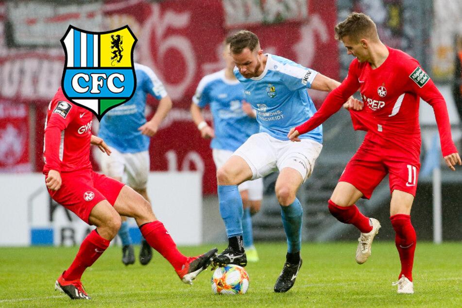CFC-Mittelfeldmann Müller: Corona macht ihm einen Strich durch die Rechnung!