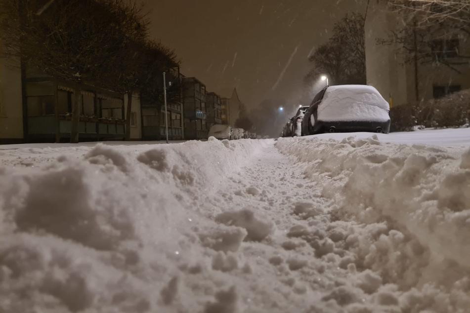 Bis zu 25 Zentimeter Neuschnee sind in den nächsten 24 Stunden noch möglich.