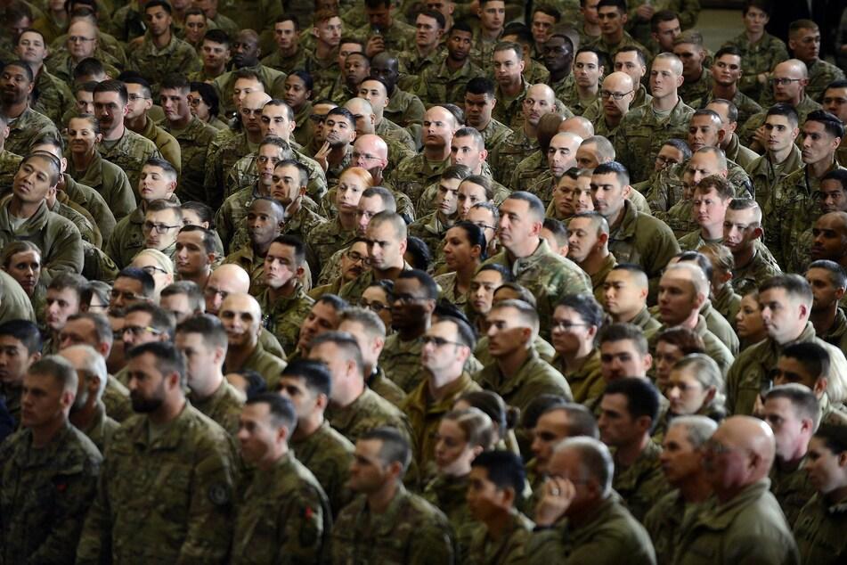 International troops leave key US air base in Afghanistan