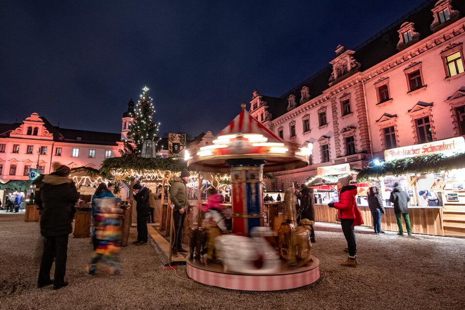 Vorverkauf für Weihnachtsmarkt auf Schloss Thurn und Taxis läuft